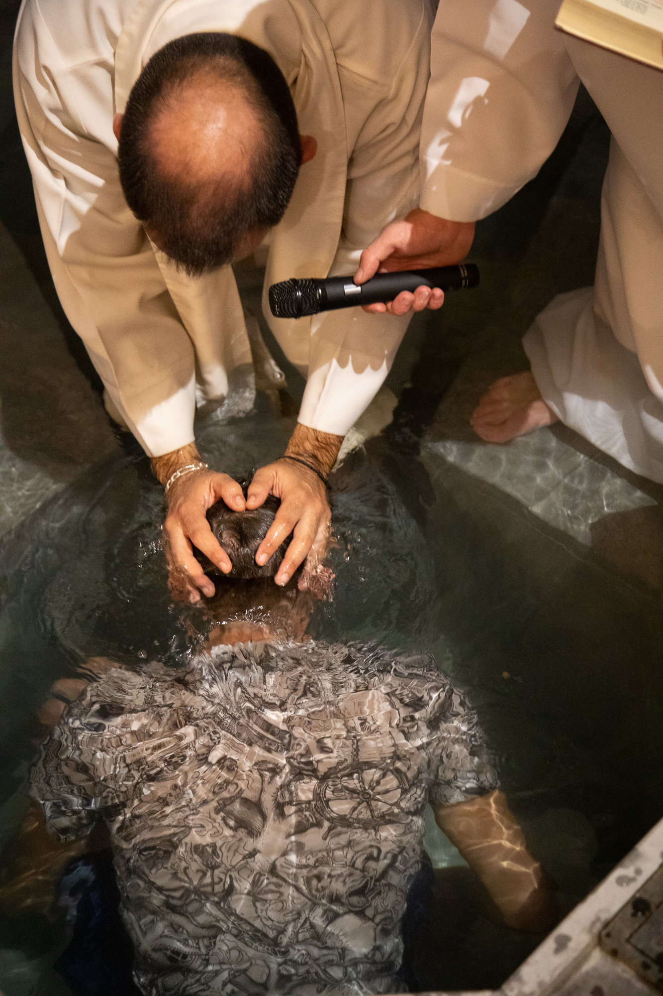 baptême Istres