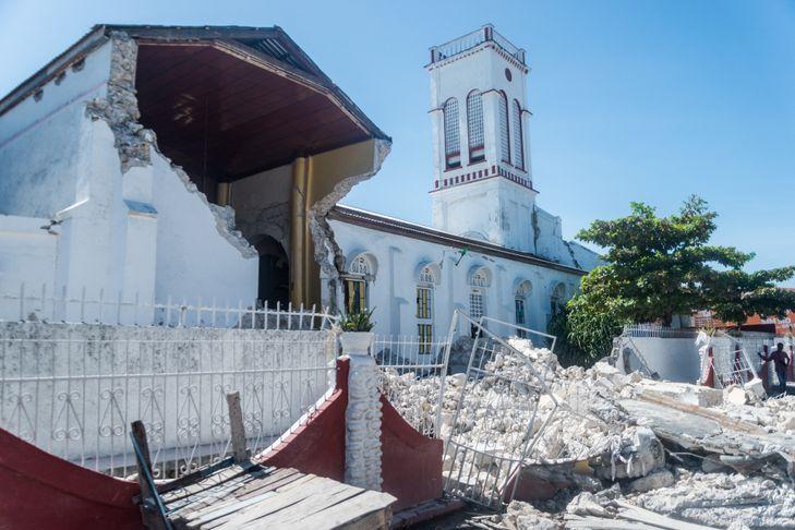 scene d'haïti